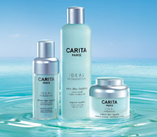 L�nea Ideal Hydratation de Carita