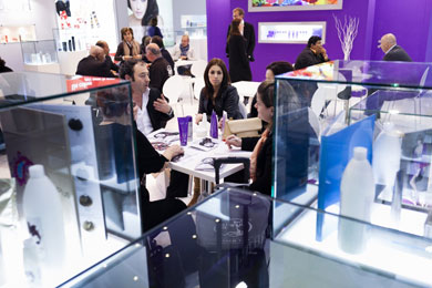 Road Show - Cosmoprof Worldwide Bologna.