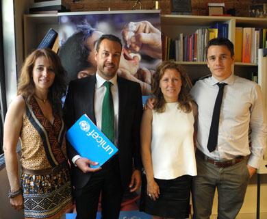 Alianza Maystar Cosm�tica-UNICEF.