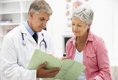 Estudio sobre la menopausia.