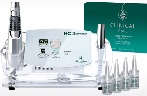 Clinical Care HC3 SkinShooter DE KLAPP.