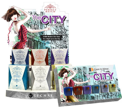 The City Collection by Lechat