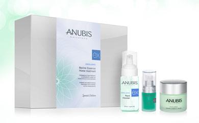 'Packs' de Navidad de Anubis Cosmetics.
