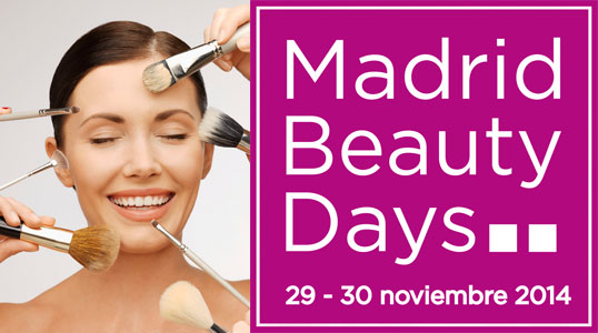 Madrid Beauty Days 2014.