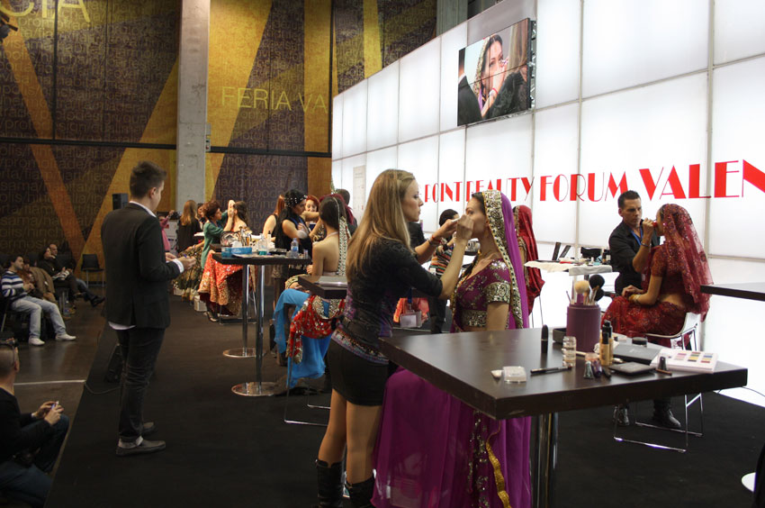 Beauty Forum Valencia.