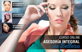 Curso on-line de Asesor�a Integral de Belleza de Cazcarra Image School.