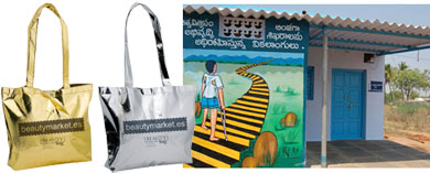 'Beauty Bag', la bolsa solidaria.