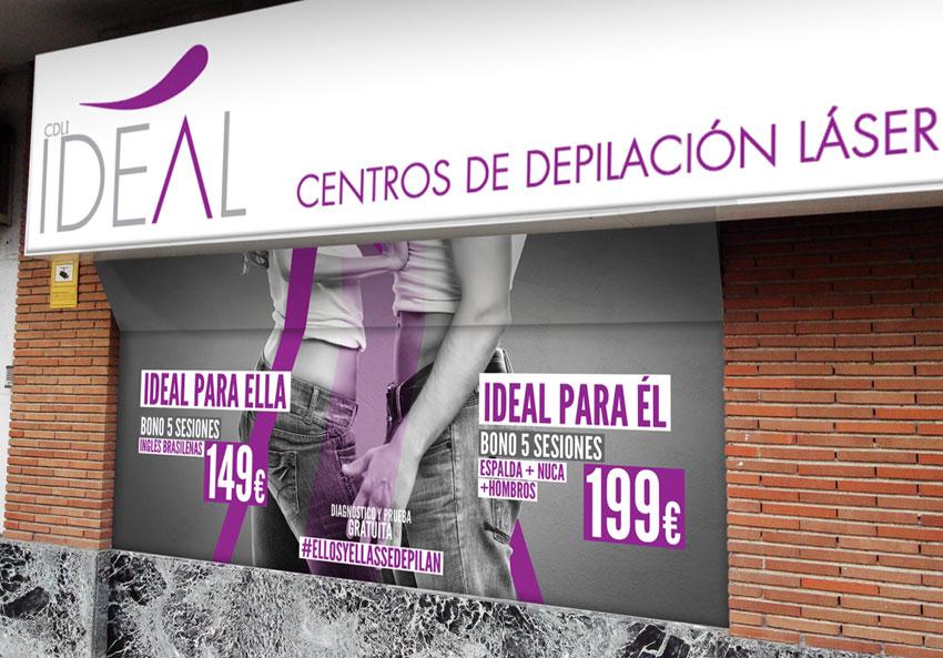 Nuevos Centros Ideal en Madrid.