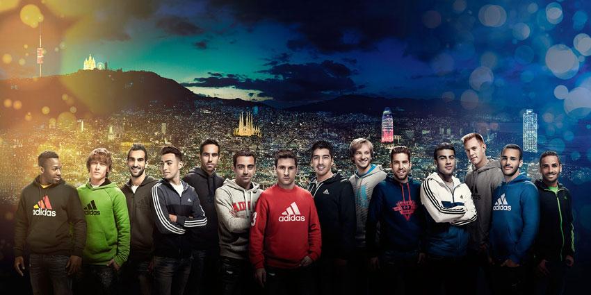 adidas barcelona eventos