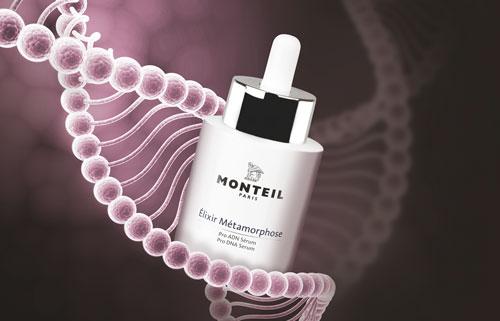 �lixir Metamorphose Pro ADN Serum, de Monteil.