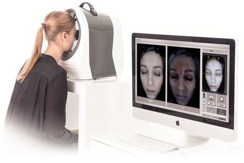 OneView, Sistema Facial de Diagn�stico por la imagen.