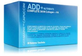 Germaine de Capuccini lanza el concentrado nutricional <i>Complete Skin Collagen + Ha</i>