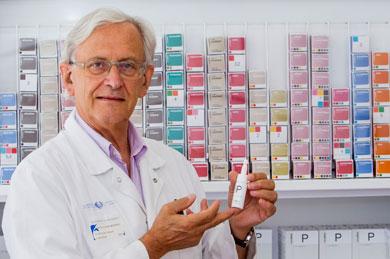 El doctor Nicolau: dermatolog�a funcional personalizada.