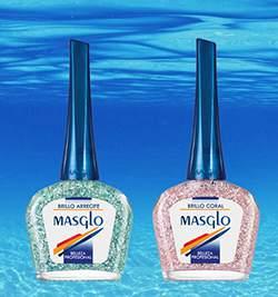 Masglo rinde homenaje al mar en su nueva gama de brillos de uñas