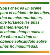 Spa Fanex