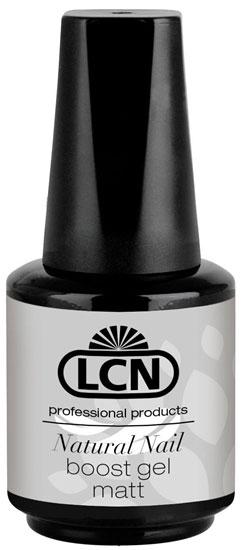 Natural Nail Boost, en mate, protege las uñas masculinas