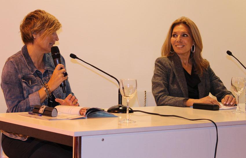 Maribel Yébenes aboga por la profesionalización del sector en el marco de Salón Look