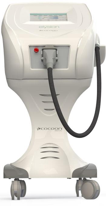 Elysion, el láser de diodo eficaz y seguro desde la primera sesión