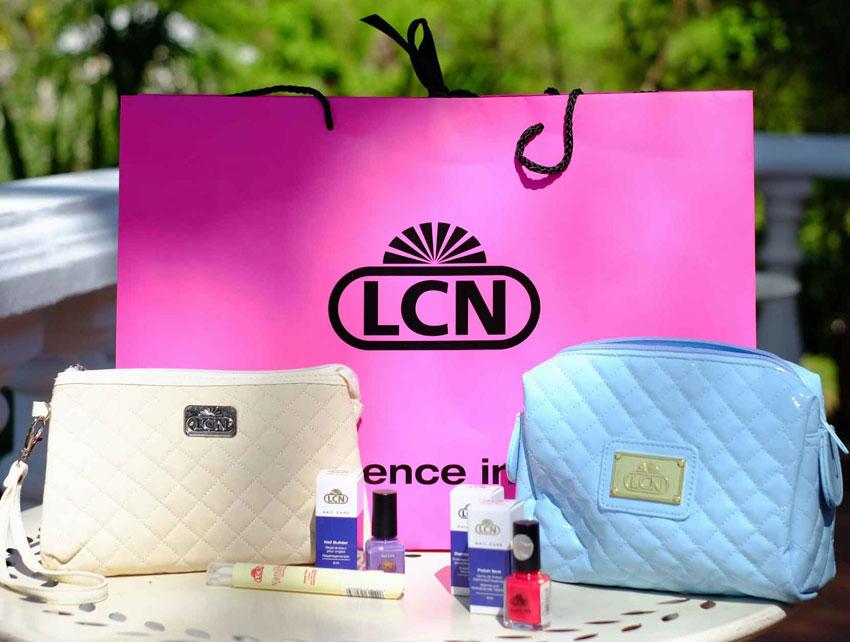 LCN Beauty Nails organiza un outlet