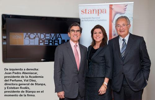 Academia del Perfume - Stanpa