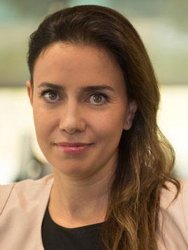 Marta Moseguí es la nueva directora de Recursos Humanos de Eurofragance