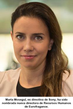 Marta Moseguí - Eurofragance