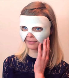 La mascarilla francesa Mapo permite conocer la piel