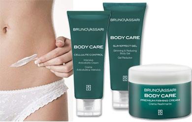 Nueva l�nea Body Care de Bruno Vassari.