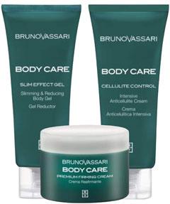 Bruno Vassari lanza Body Care, una línea específica para remodelar la silueta