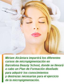 Barcelona Beauty School - cursos micropigmentación