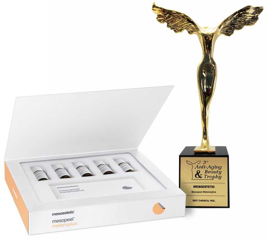 mesopeel melanoplus, reconocido reconocido como el mejor del a�o.