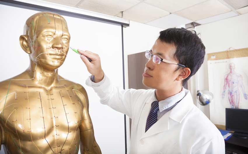 hospital de medicina tradicional china de Europa