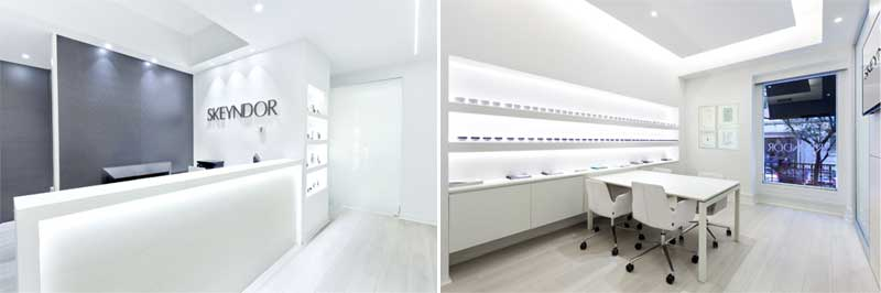 Skeyndor inaugura centro en Madrid