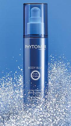 Phytomer lanza su nueva fórmula adelgazante Body Blur