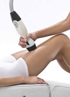 Reaction, el tratamiento corporal para las zonas sensibles