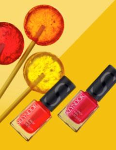 Brillo y color en la nueva colección primavera-verano de Skeyndor