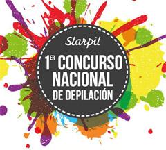 1er Concurso Nacional en Técnicas de Depilación Starpil