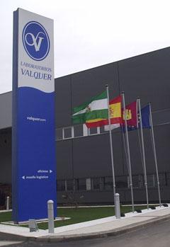 Laboratorios Válquer inicia sus exportaciones en Palestina y Azerbaiyán