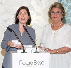 Natura Bissé homenajea a sus colaboradores del programa de estética oncológica de su Fundación