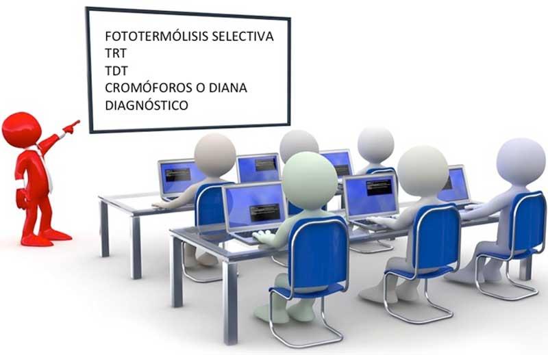formación y la especialización en equipos de depilación láser de Sweet Line You
