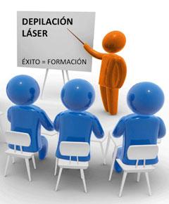 Slyou apuesta por la formación y la especialización en equipos de depilación láser