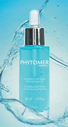Máxima hidratación para la piel: Hydracontinue de Phytomer