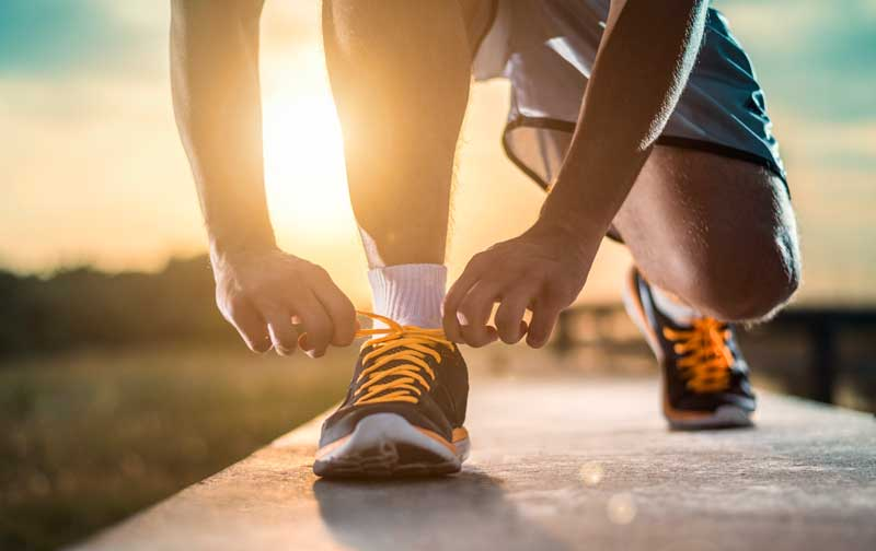 Pedicura For Runners