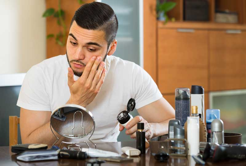 Pure Beauty Awards 2016. Productos masculinos