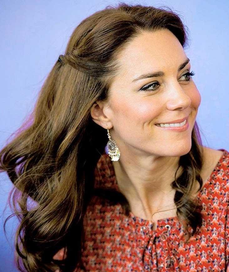 María Soláns analiza el estilo de Kate Middleton