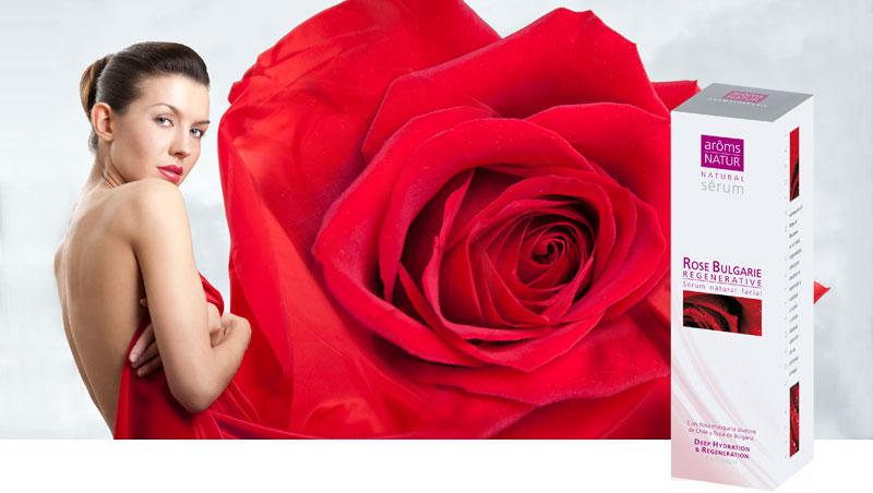 Arôms Natur - rosa de Damasco