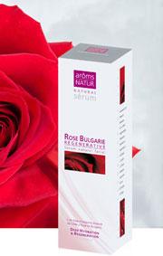 Arôms Natur incorpora los beneficios de la rosa de Damasco a su línea de productos