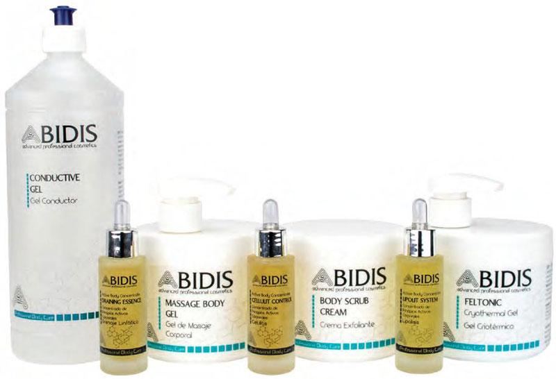 Nueva línea de cosmética profesional Abidis