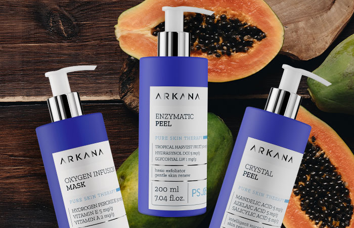 Beauty Market y Arkana regalan 6 packs de productos Pure Skin Therapy para una limpieza total de la piel