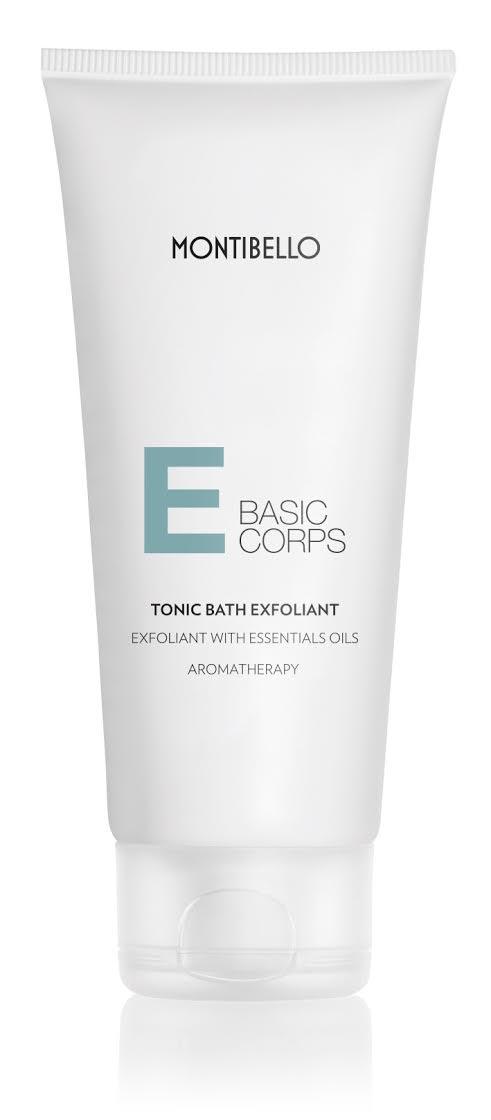 montibello tonic bath exfoliant